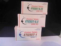 Etizest 0.5/1mg Tabs (Etizolam) (Eastnootropics)