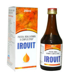 protein iron multivitamin syrup