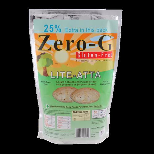 Zero-G Gluten-Free Lite Atta