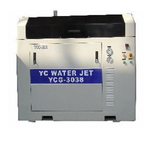 CNC Water Jet Machine