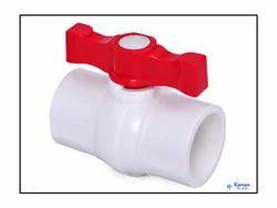 upvc ball valves