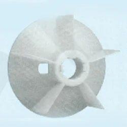 Plastic Fan Suitable for Bharat Bijlee 180 Frame Size