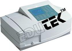 Microprocessor UV-VIS Spectrophotometer (Double Beam)