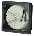 Mercury-In-Steel Disc Chart Recorders Temprature / Pressure / Vacuum Single Or Double Pen