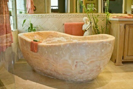 Stone Bathtubs - Onyx Bathtubs Manufacturer from Jaipur