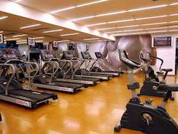 Wooden Flooring for Gym