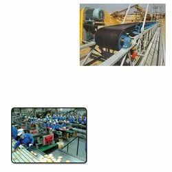 Belt Conveyor for Food Industry