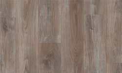 Laminate Flooring - Chalked Taupe Oak Plank L0308-01811