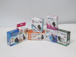 Printed Mobile Charger Packing Box