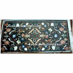Black Marble Tabletop