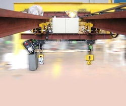 Double Girder Under Slung Crane
