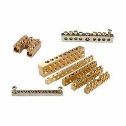 Brass Terminal Bar