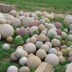 Sandstone Ball