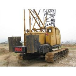 P and H Kobelco Crawler Crane Services