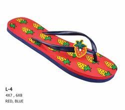 ladies beach slippers