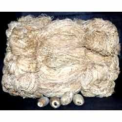 Tussar Ghicha Silk Yarn