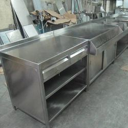 Catering Counter Display