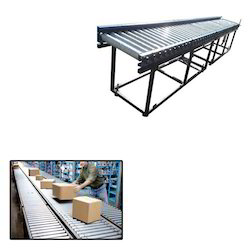 Roller Conveyor for Material Handling