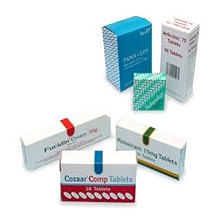 pharmaceuticals packaging material
