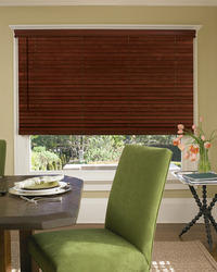 Cordless Country Woods Dining Room