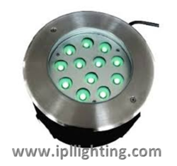 Green LED Underwater Light