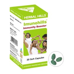Immunity Enhancer Herbal Supplement