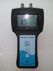 Dew Point Indicator