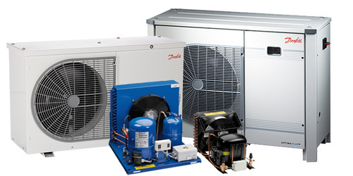 OPTYMA Slim Pack Condensing Units