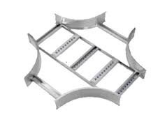 Cross Bend Ladder Cable Tray