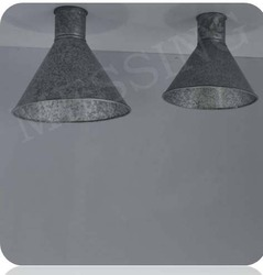 Old Style Metal Lamp Shade