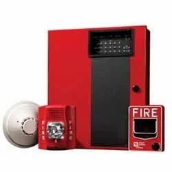 Burglar & Fire Alarm System