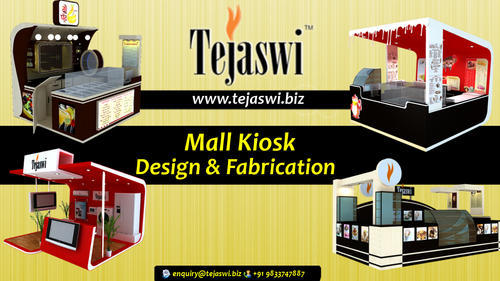 Kiosk Design Amp Fabrication Mall Kiosk Design