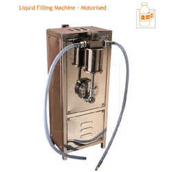 Liquid Filling Machine - Motorized