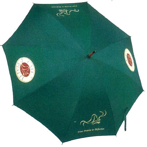 Product Logo Display Umbrella