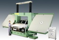 High Speed Metal Cutting Horizontal Band Saw