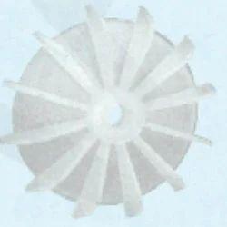 Plastic Fan Suitable For Kirloskar 63 Frame Size