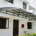 Residential Polycarbonate Awnings