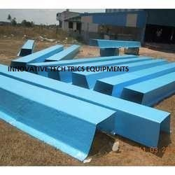 Frp Gutters Reinforced Plastic Gutters Manufacturer From