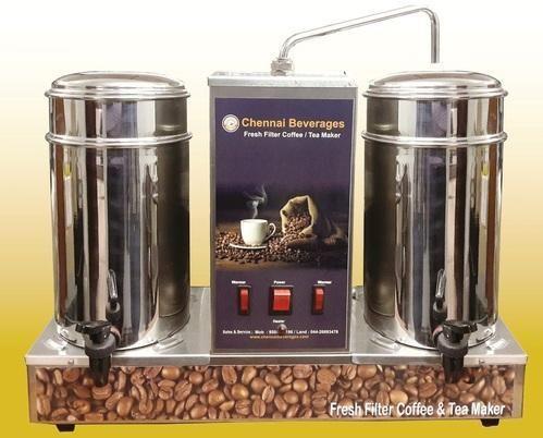 Filter Coffee Tea Maker Manufacturer from Chennai