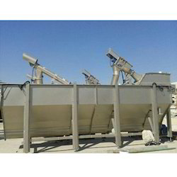 Grit Removal System for Waste Water Treatment Plant