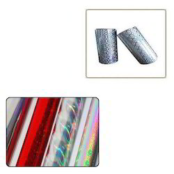 Holographic BOPP Film for Gift Wraps