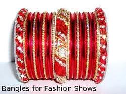 Bangles for Fashion Shows