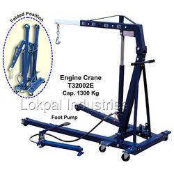 hydraulic engine crane t32002e