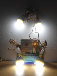 LED Solar Home Light System
