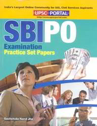SBI PO Exam Practice Set Papers