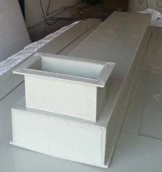 custom shaped ducting