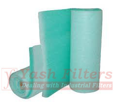Glass Fiber Media Filters