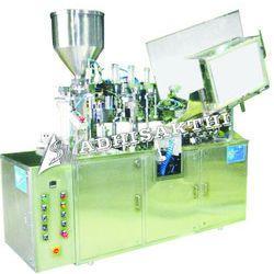 Aluminium Tube Filling & Crimping Machine