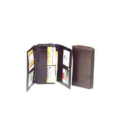 Ladies Tri Fold Wallet
