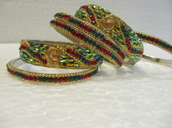 Fancy Bangle Set